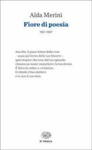 Copertina del libro Fiore di poesia di Alda Merini