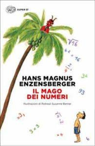 Copertina del libro Il mago dei numeri di Hans Magnus Enzensberger