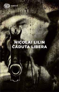 Copertina del libro Caduta libera di Nicolai Lilin