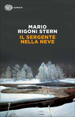 Copertina del libro Il sergente nella neve di Mario Rigoni Stern
