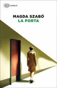 Copertina del libro La porta di Magda Szabó