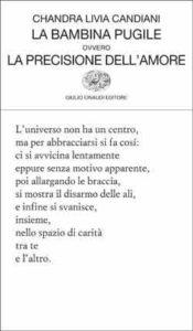 Copertina del libro La bambina pugile ovvero la precisione dell'amore di Chandra Livia Candiani