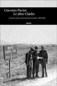 Copertina del libro Le altre Gladio di Giacomo Pacini