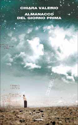 Copertina del libro Almanacco del giorno prima di Chiara Valerio