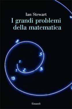 Copertina del libro I grandi problemi della matematica di Ian Stewart