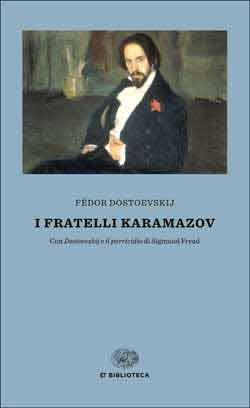 Copertina del libro I fratelli Karamazov di Fëdor Dostoevskij
