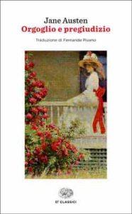 Copertina del libro Orgoglio e pregiudizio di Jane Austen
