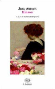 Copertina del libro Emma di Jane Austen