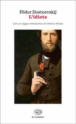 Copertina del libro L'idiota di Fëdor Dostoevskij