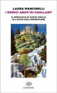 Copertina del libro I dodici abati di Challant di Laura Mancinelli