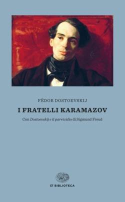 Copertina del libro I fratelli Karamazov (Einaudi) di Fëdor Dostoevskij
