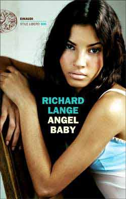 Copertina del libro Angel Baby di Richard Lange