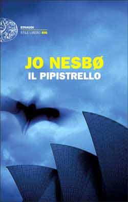 Copertina del libro Il pipistrello di Jo Nesbø