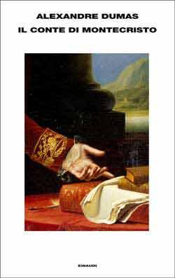 Copertina del libro Il conte di Montecristo di Alexandre Dumas