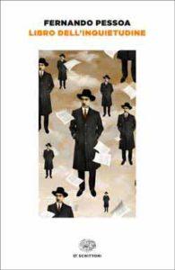 Copertina del libro Libro dell'inquietudine di Fernando Pessoa