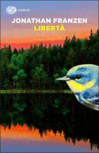 Copertina del libro Libertà di Jonathan Franzen