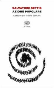 Copertina del libro Azione popolare di Salvatore Settis