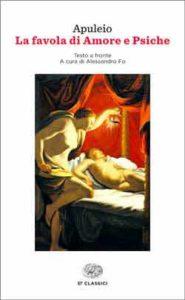 Copertina del libro La favola di Amore e Psiche di Apuleio