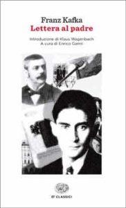 Copertina del libro Lettera al padre di Franz Kafka