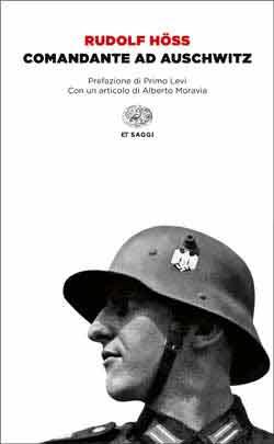 Copertina del libro Comandante ad Auschwitz di Rudolf Höss