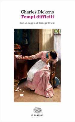 Copertina del libro Tempi difficili di Charles Dickens