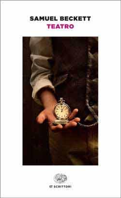 Copertina del libro Teatro di Samuel Beckett
