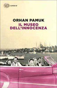 Copertina del libro Il Museo dell'innocenza di Orhan Pamuk