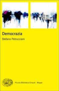 Copertina del libro Democrazia di Stefano Petrucciani
