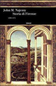 Copertina del libro Storia di Firenze di John M. Najemy