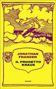 Copertina del libro Il progetto Kraus di Jonathan Franzen