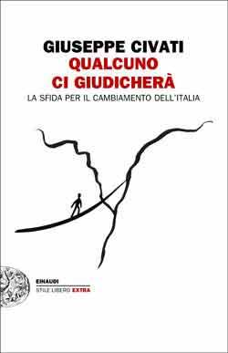 Copertina del libro Qualcuno ci giudicherà di Giuseppe Civati