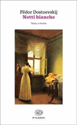 Copertina del libro Notti bianche di Fëdor Dostoevskij