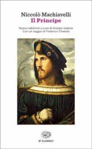 Copertina del libro Il Principe di Niccolò Machiavelli