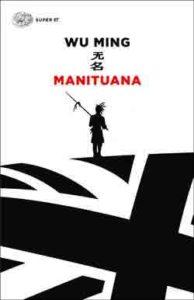 Copertina del libro Manituana di Wu Ming