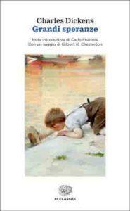 Copertina del libro Grandi speranze di Charles Dickens