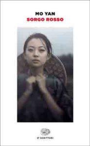 Copertina del libro Sorgo rosso di Mo Yan