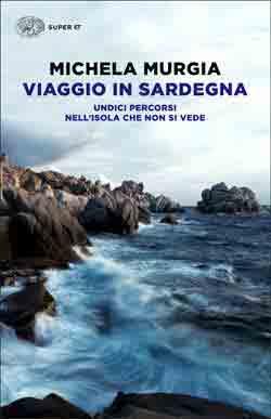 Copertina del libro Viaggio in Sardegna di Michela Murgia