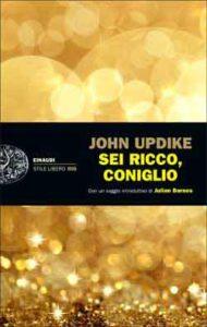 Copertina del libro Sei ricco, Coniglio di John Updike