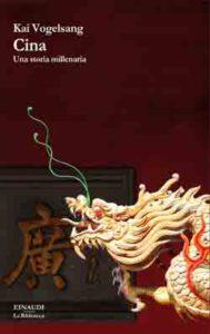 Copertina del libro Cina di Kai Vogelsang