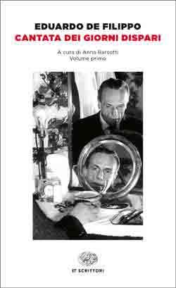 Copertina del libro Cantata dei giorni dispari di Eduardo De Filippo