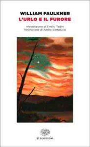 Copertina del libro L'urlo e il furore di William Faulkner