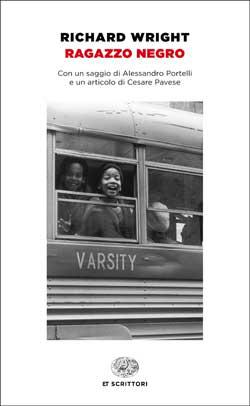 Copertina del libro Ragazzo negro di Richard Wright
