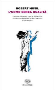 Copertina del libro L'uomo senza qualità di Robert Musil