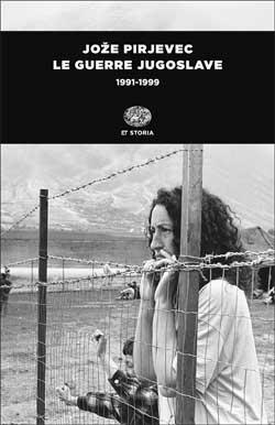 Copertina del libro Le guerre jugoslave di Joze Pirjevec