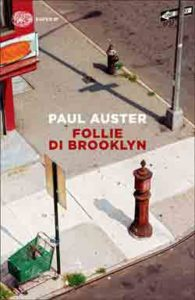 Copertina del libro Follie di Brooklyn di Paul Auster