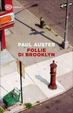 Copertina del libro Follie di Brooklyn di Paul Auster
