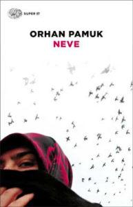 Copertina del libro Neve di Orhan Pamuk