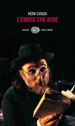Copertina del libro L'ebreo che ride di Moni Ovadia