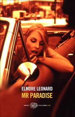 Copertina del libro Mr Paradise di Elmore Leonard