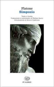 Copertina del libro Simposio di Platone
